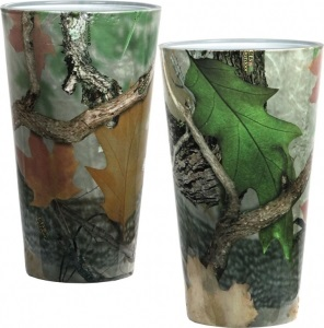 Набор бокалов Riversedge для пива Camo Beer Glasses 2 шт, 475 мл