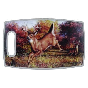 Кухонная доска Riversedge Rectangular PP Deer Cut Board (825)
