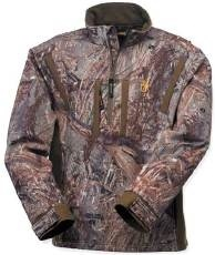 Пуловер Browning Outdoors Windkill waterfowl M Duck Blind; zip (3002251702)