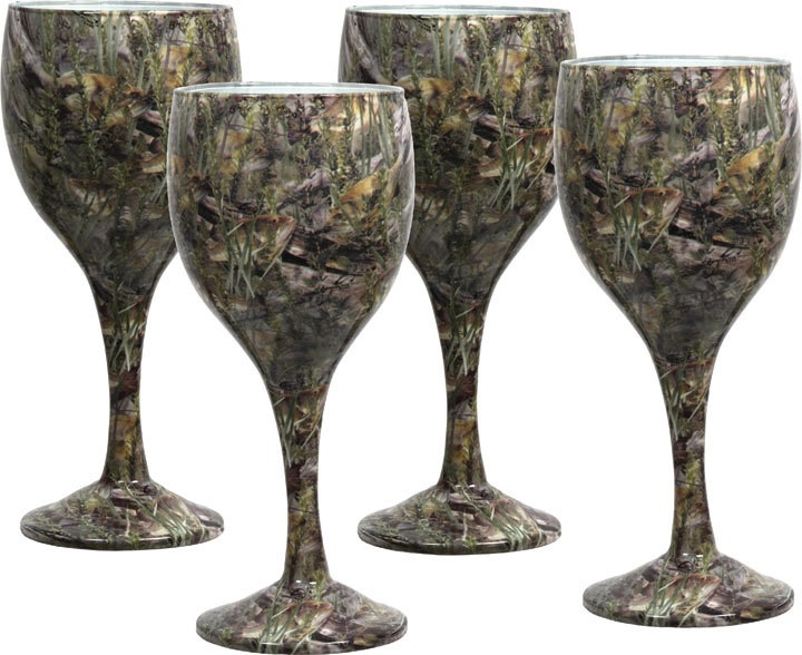 Набор бокалов Riversedge для вина Сamo Wine Glasses Bassofl 4 шт., 235 мл (92) ― Прицел