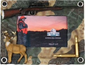 Фоторамка Riversedge Deer Hunting Frame 4 x 6 (268)