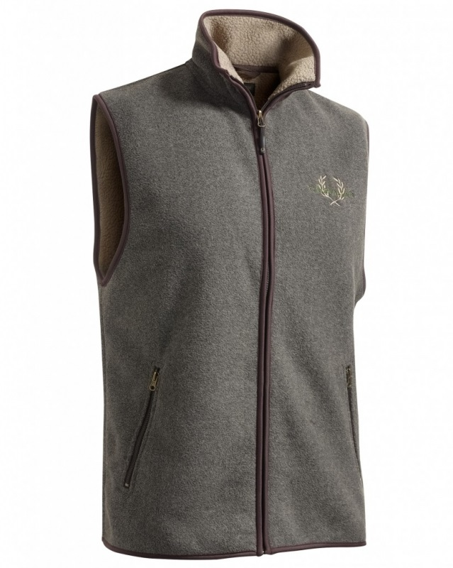 Жилет Chevalier Mainstone fleece S ц:grey (5463GR S) ― Прицел