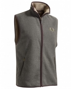 Жилет Chevalier Mainstone fleece S ц:grey (5463GR S)