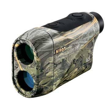 Nikon RifleHunter 550 Camo (камуфляжный)