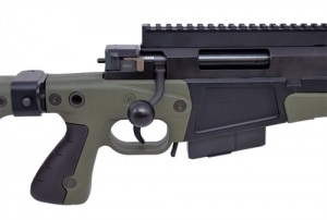 Карабин Accuracy International AI-AX 338 Lapua Mag (AI-AX-338-27S-GFB)