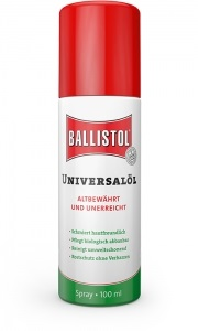 Масло оружейное Klever Ballistol Universal Oil Spray 100 ml (21600)