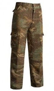 Брюки Browning Outdoors Highland camo wool XL (3022802904)