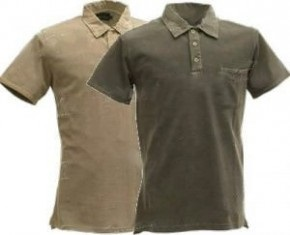 Тенниска Chevalier Pique Short Sleeve M (2701G M)
