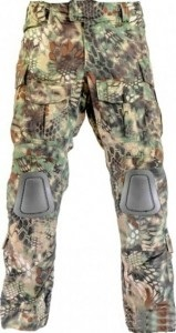 Брюки Skif Tac Tac Action Pants-A. Размер - S. Цвет - Kryptek Green (TAC P-KG-S)