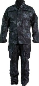 Костюм Skif Tac Tactical Patrol Uniform. Размер - S. Цвет - Kryptek Black (TPU-KBL-S)