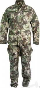 Костюм Skif Tac Tactical Patrol Uniform. Размер - S. Цвет - Kryptek Green (TPU-KGR-S)