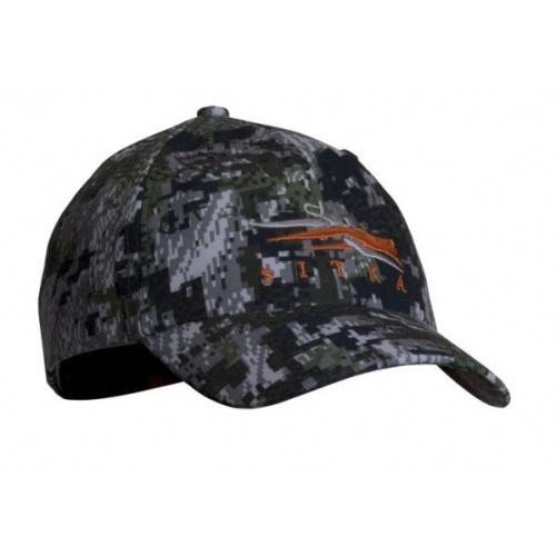 Бейсболка SITKA Youth Cap, Optifade Forest (90104-FR)