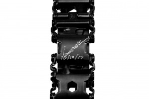 Браслет LEATHERMAN Tread Metric-Black DLC в коробке (832324A)