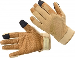 Перчатки Defcon 5 ARMOR TEX GLOVES WITH LEATHER PALM COYOTE TAN S ц:песочный (D5-GL320PPG CT/S)