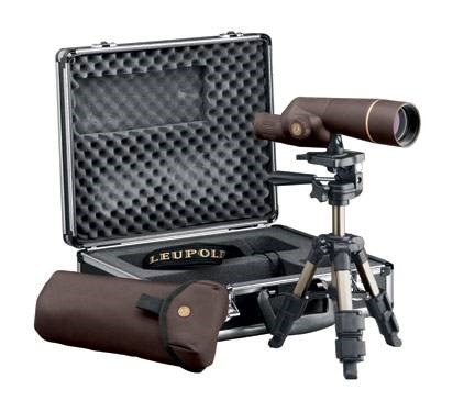 Leupold 15-30x50 Compact Golden Ring Kit