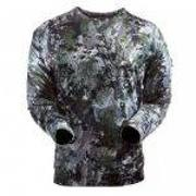 Кофта SITKA Core Crew Top LS, Optifade Forest (10012-FR)