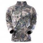 Кофта SITKA Merino Core Zip-T, Optifade Open Country (10008-OB)