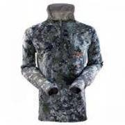 Кофта SITKA Treverse Hoody Zip-T, Optifade Forest (10018-FR)