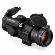 Прицел коллиматорный VORTEX StrikeFire Red Dot, 4 MOA Bright Red Dot, Lower 1/3 Co-Witness Mount (SF-BR-503)