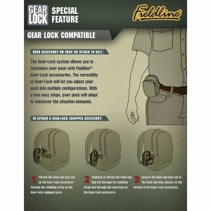 Рюкзак Fieldline Glenwood Canyon 51 (Realtree Xtra) (921148)