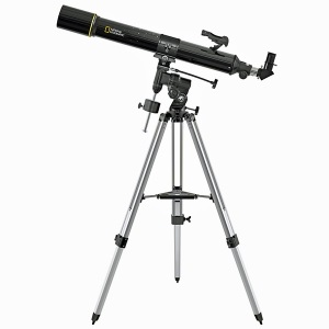 Телескоп National Geographic Refractor 90/900 EQ3 922224 (922224)