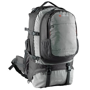 Рюкзак Caribee Jet pack 65 Storm Grey (922327)