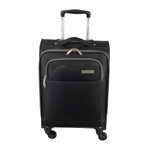 Чемодан Carry:Lite Contrast Black (S) (923928)