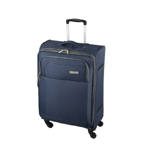 Чемодан Carry:Lite Contrast Blue (M) 923933 (923933)