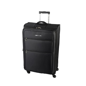 Чемодан Carry:Lite Diamond Black (M) 923941 (923941)
