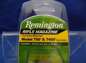 Магазин для Remington Model 750 & 7400, калибр 308 Win, 6mm Rem,. 243 Win, на 4 патрона