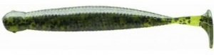 Силикон ECOGEAR Grass Minnow S 42mm 004: Watermelon Black Flk. (1561.06.22)