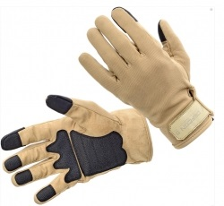 Перчатки Defcon 5 SHOOTING AMARA GLOVES WITH REINFORSED PALM COYOTE TAN S ц:песочный (D5-GL2283 CT/S)