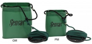 Ведро Sensas Waterproof bucket + rope small (32.27.64)